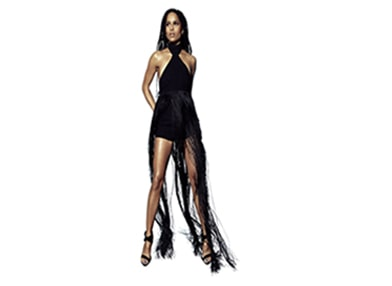 Clipping Path image masking sample image for woman net dress after